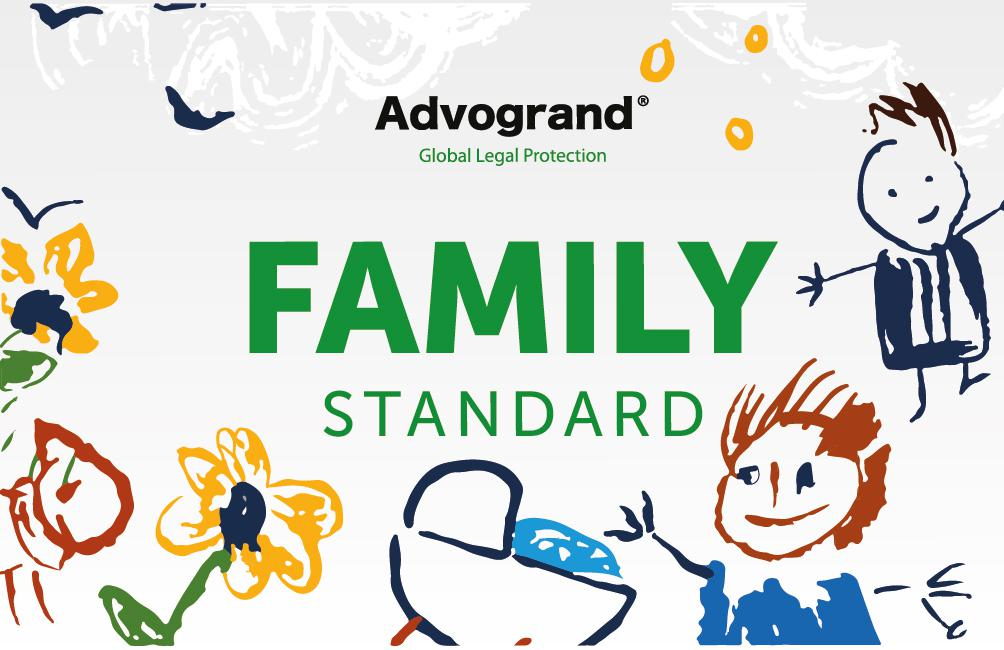 Карта Advagrand Standard FAMILY